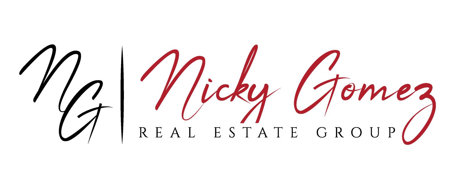 Nicky gomez logo