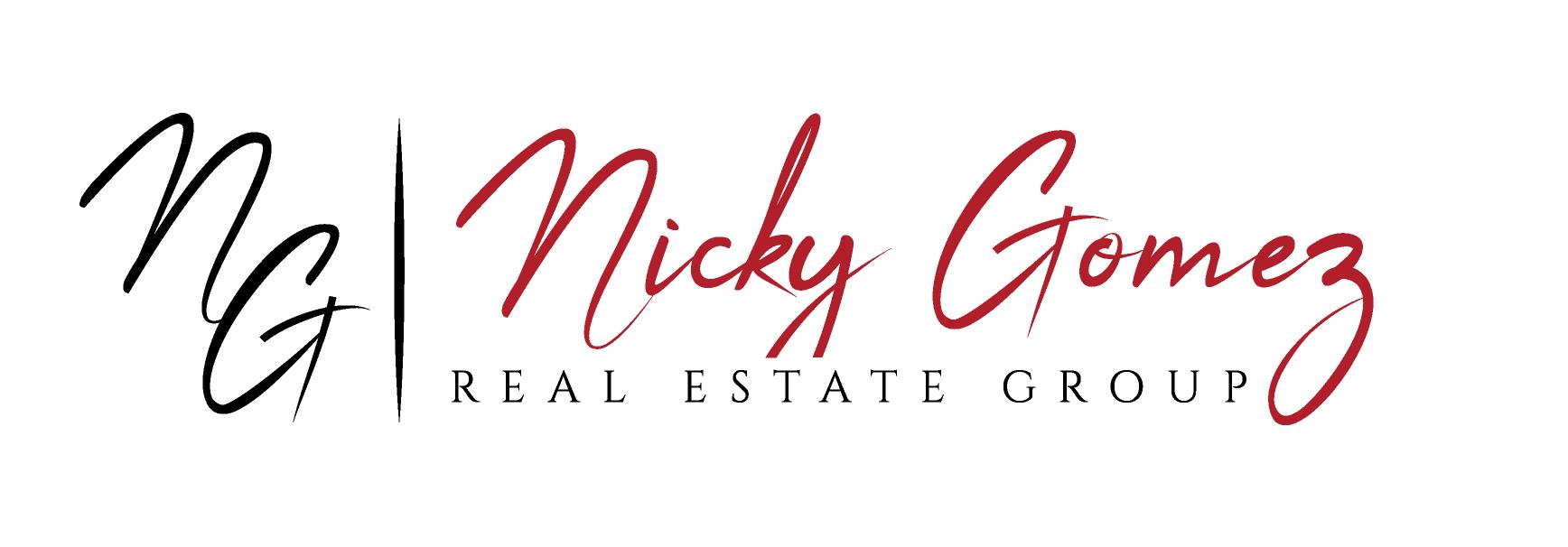 logo nicky gomez